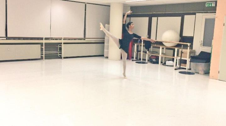 Quick Note: Ballet